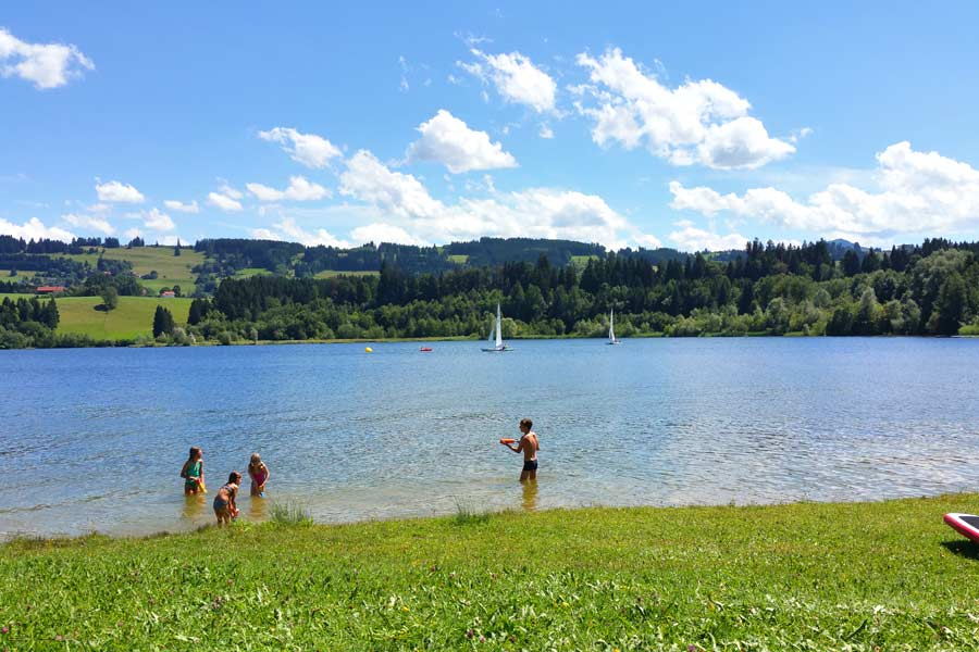 Baden am Rottachsee